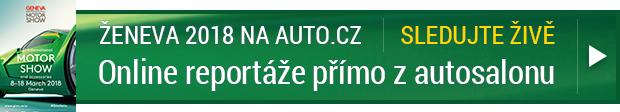Autosalon Ženeva 2018
