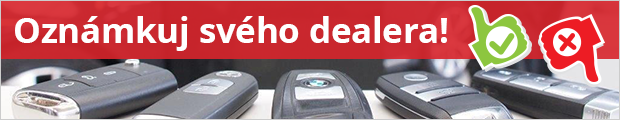 Ozn�mkuj dealera