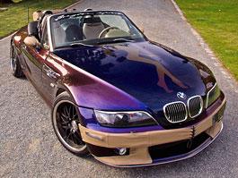 BMW Z3: Agent 007