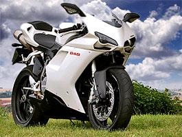 Test: Ducati 848