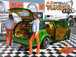AZ pneu Tuning Cup 2010 – oficiální kalendář soutěže
