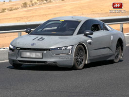 Spy Photos: Volkswagen XL1