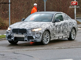 Spy Photos: BMW řady 2
