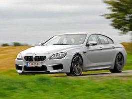 Test: BMW M6 Gran Coupé – Gran express