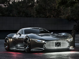 Mercedes-AMG R50: Nov� hypersport ji� p��t� rok