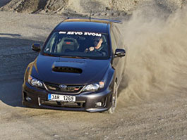 Test: Subaru WRX STI sedan – Dejte mu klec!