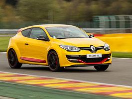 Za volantem: Renault Mégane RS Cup 265 ve Spa-Francorchamps