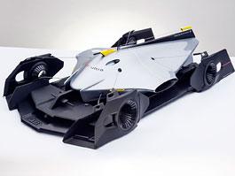 Audi Airomorph: závoďák pro Le Mans budoucnosti