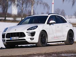 Porsche Macan S Diesel od Kaege: Větší stádo naftových koní z Porýní