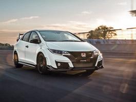 Za volantem: Honda Civic Type R na Slovakiaringu
