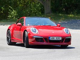 Test: Porsche 911 Carrera 4 GTS – Srdeční záležitost