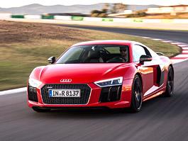Za volantem: Audi R8