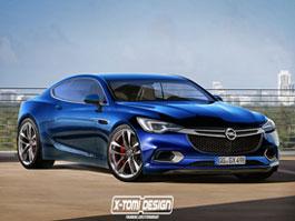 Opel Calibra 2017: To by byla paráda