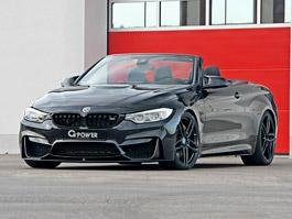 BMW M4 od G-Power: Hurik�n ve vlasech