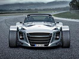 Donkervoort D8 GTO-RS: Extr�mn� roadster z Nizozemska
