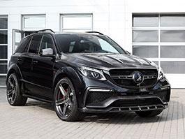 TopCar Inferno aneb pekeln� Mercedes-AMG GLE 63