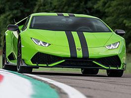 Nov� pakety pro Lamborghini Hurac�n: Tov�rn� tuning pro babylambo