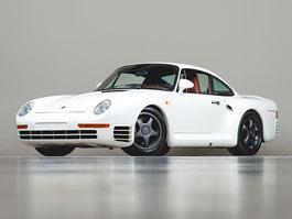 Canepa lad� Porsche 959 na v�ce ne� 770 kon�