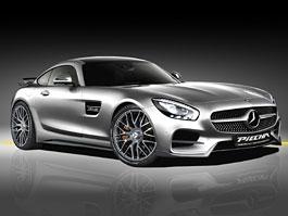Piecha Design p�ipravuje sv�j Mercedes-AMG GT S RSR