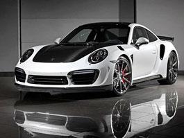 TopCar prom�nil Porsche 911 Turbo ve Stinger GTR Gen.2