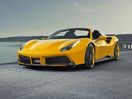Novitec Rosso tun� Ferrari 488 Spider na 772 kon� (+video)