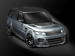 Overfinch odhaluje sv�j Range Rover Supersport