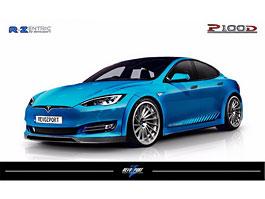 Tesla Model S P100D v p��i RevoZport