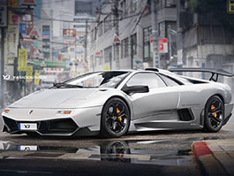 Lamborghini Countach SV a Diablo SV: Jak by vypadaly v 21. století?
