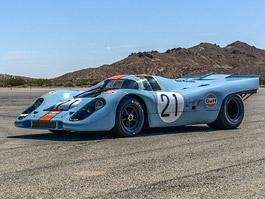 Project 917 pracuje na replice slavn�ho Porsche z Le Mans (+video)