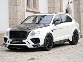 Bentley Bentayga v typick�m stylu Mansory