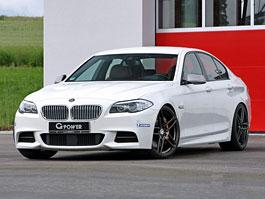BMW M550d po lehk�m lad�n� u G-Power