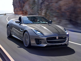 Jaguar uvádí lehce omlazený F-Type s novou verzí 400 Sport (+videa)