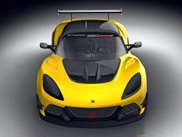 Lotus Exige Race 380 je čistě okruhovou hračkou