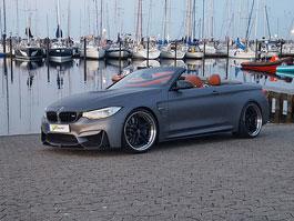 BMW M4 Cabrio podle představ Schmidt Revolution