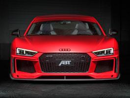 ABT R8 nabízí dramatičtější vizáž, odlehčení i zvýšení výkonu