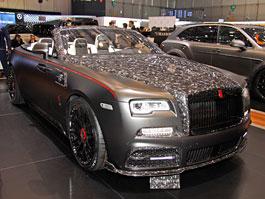 Mansory Rolls-Royce Dawn: 740 koní v ještě větším luxusu!