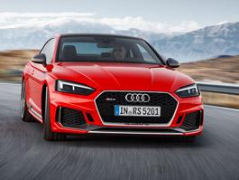 Audi RS 5: Ostré kupé našlo inspiraci v minulosti
