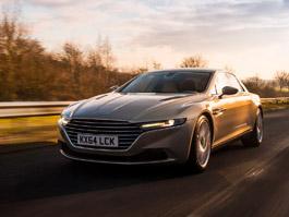 Aston Martin: Lagondy budou konkurovat značce Bentley