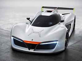Mahindra plánuje supersport s designem i jménem Pininfarina