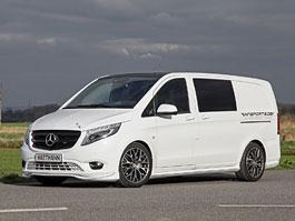 Hartmann VP Spirit aneb Mercedes-Benz Vito jako sportovec