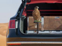 Bentley Bentayga Falconry by Mulliner je specialitou pro sokolníky