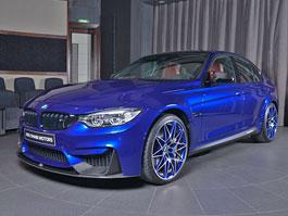 BMW M3: Je libo modrou San Marino a výfuky od Akrapoviče?