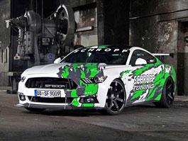 Schropp Tuning SF600R je pořádně ostrý Ford Mustang