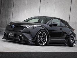 Toyota C-HR od Kuhl Racing: Funky crossover ještě šílenější