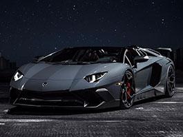 Lamborghini Aventador LP 750-4 SV Roadster: Novitec Torado nabízí 970 koní