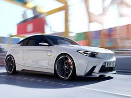 BMW iM2: Vize elektrického kupátka z Mexika