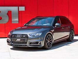 ABT si pohrál se vzhledem i technikou Audi S4 Avant