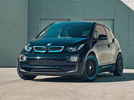 BMW i3 od TAG Motorsports: Modrá je dobrá a černá taky