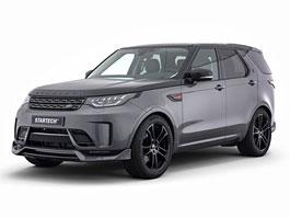 Startech si vzal na mušku nový Land Rover Discovery