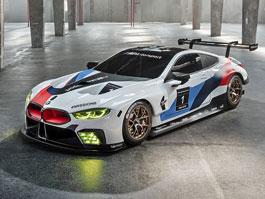 BMW M8 GTE: Závoďák pro Le Mans